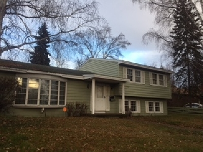 Fairbanks AK Single Family Home For Sale: $255,000