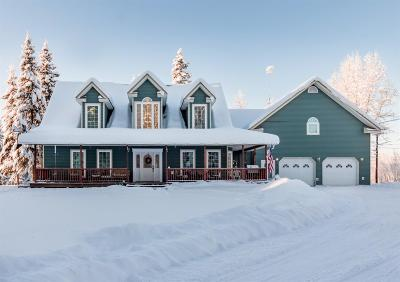 North Pole AK Single Family Home For Sale: $449,900