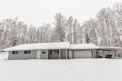 Fairbanks Single Family Home For Sale: 485 Hillside Drive