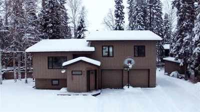 Fairbanks AK Single Family Home For Sale: $275,000