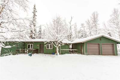 Fairbanks Single Family Home For Sale: 1989 Jack London Court