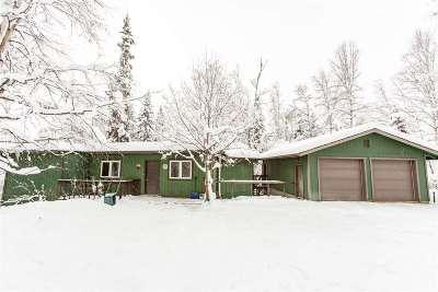 Fairbanks AK Single Family Home For Sale: $189,900