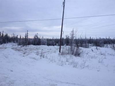 Salcha AK Residential Lots & Land For Sale: $7,900