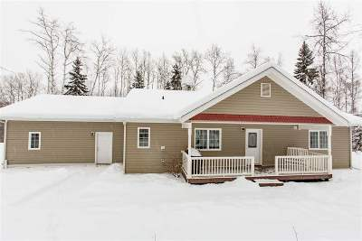 Fairbanks AK Single Family Home For Sale: $317,500