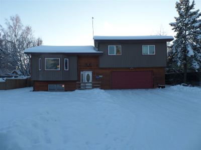 Fairbanks AK Single Family Home For Sale: $295,000