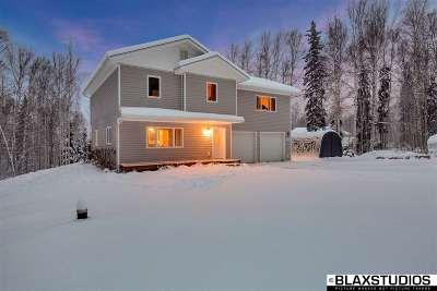 Fairbanks Single Family Home For Sale: 3375 Hillary Avenue