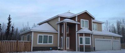 Delta Junction Single Family Home For Sale: 4560 Tern Lane