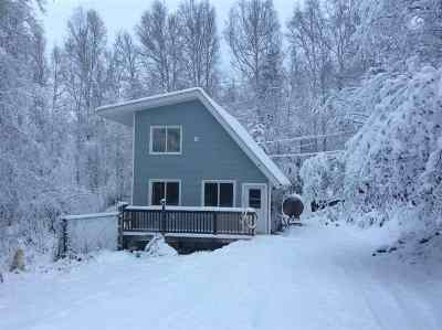 Fairbanks Single Family Home For Sale: 3290 Moonshine Run