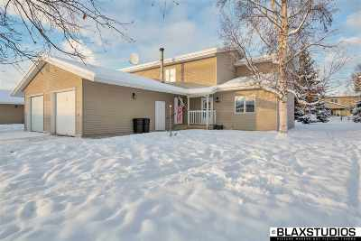 Fairbanks Single Family Home For Sale: 1200 Bainbridge Boulevard