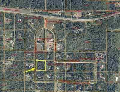 Fairbanks Residential Lots & Land For Sale: Nhn Sweren Street