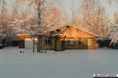 North Pole Single Family Home For Sale: 2720 Perimeter Drive