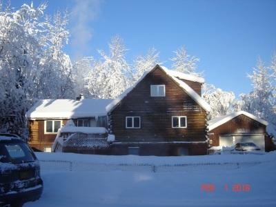 Fairbanks Rental For Rent: 3736 Swenson Avenue