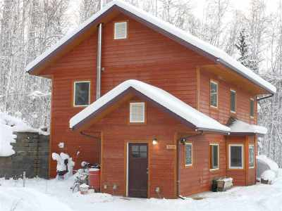 Fairbanks AK Single Family Home For Sale: $299,000