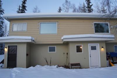 Fairbanks Rental For Rent: 522 Halvorson Road