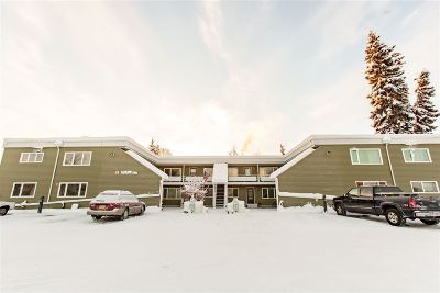 Fairbanks Condo/Townhouse For Sale: 95 Farewell Avenue