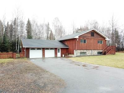 North Pole AK Single Family Home For Sale: $319,000