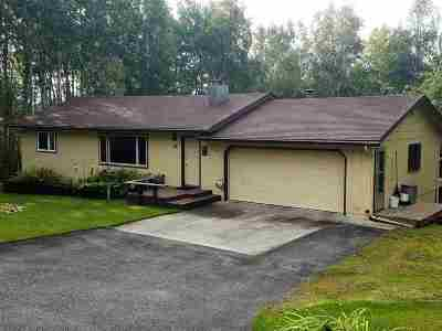 Fairbanks Single Family Home For Sale: 453 Valley View