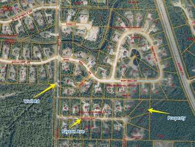 North Pole Residential Lots & Land For Sale: 2410 Payton Avenue