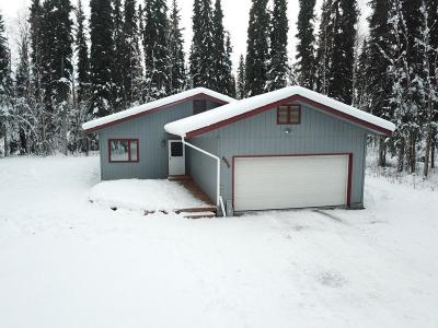 North Pole AK Single Family Home For Sale: $259,000