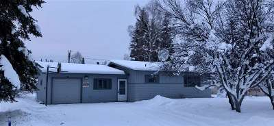 Fairbanks Single Family Home For Sale: 2263 Jack Street