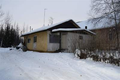 Fairbanks Multi Family Home For Sale: 833 23rd Avenue