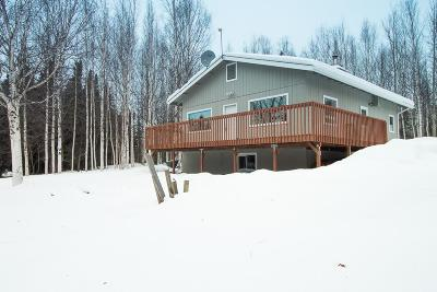 Fairbanks AK Single Family Home For Sale: $268,000