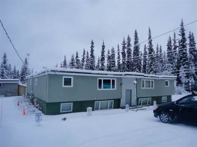 Fairbanks AK Multi Family Home For Sale: $100,000