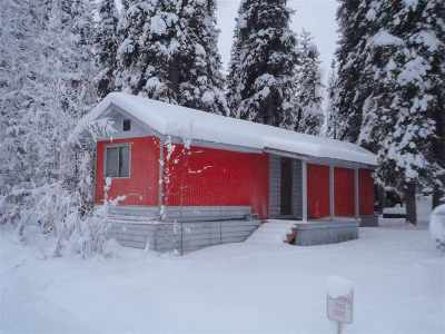 Fairbanks AK Single Family Home For Sale: $25,000
