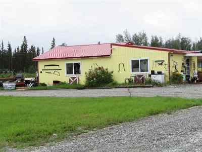 Delta Junction Single Family Home For Sale: 2296 Richardson Highway