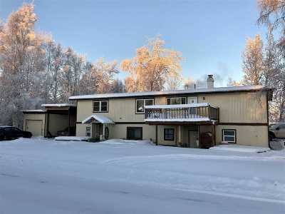 Fairbanks Single Family Home For Sale: 2328 Gillam Way