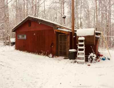 Fairbanks AK Single Family Home For Sale: $55,000