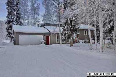 North Pole AK Single Family Home For Sale: $282,500