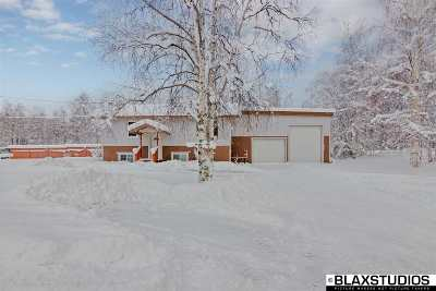 North Pole Single Family Home For Sale: 2762 Park Way