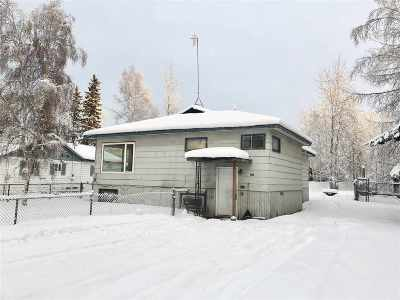 Fairbanks AK Multi Family Home For Sale: $169,900