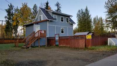 Fairbanks AK Single Family Home For Sale: $159,000