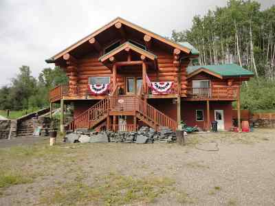 Fairbanks AK Single Family Home For Sale: $599,000