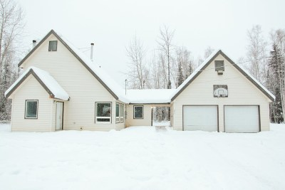 North Pole Single Family Home For Sale: 2362 Peede Road