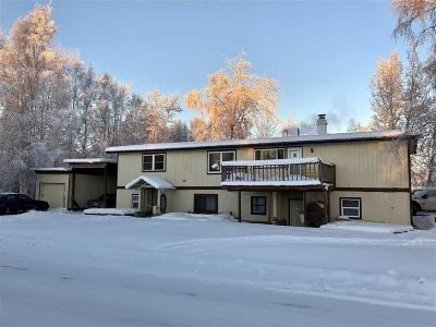 Fairbanks Multi Family Home For Sale: 2328 Gillam Way