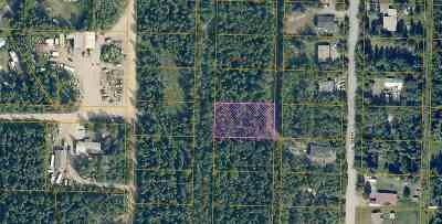 North Pole Residential Lots & Land For Sale: Nhn Armistice Street