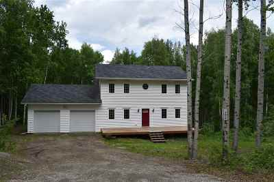 Fairbanks Single Family Home For Sale: 982 Bennett Road