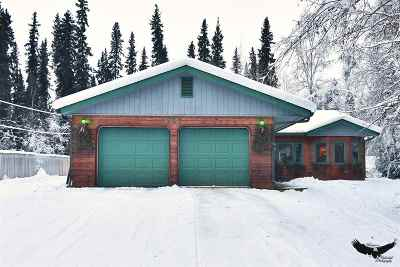 North Pole AK Single Family Home For Sale: $257,000