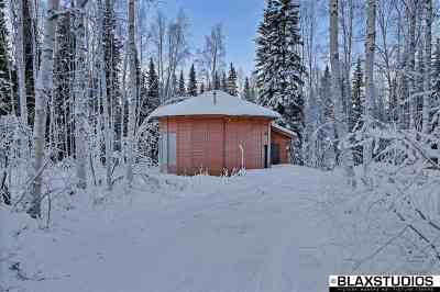 Fairbanks Single Family Home For Sale: 823 Goldfinch Road