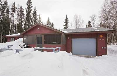 North Pole Single Family Home For Sale: 2995 Treaty Street