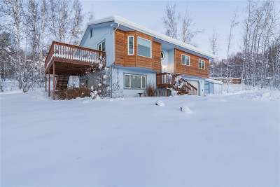 Fairbanks AK Single Family Home For Sale: $359,900