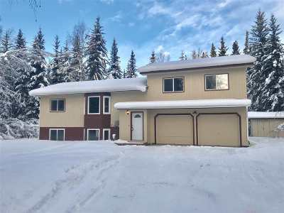 North Pole AK Single Family Home For Sale: $281,000
