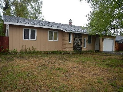 Fairbanks AK Single Family Home For Sale: $168,000