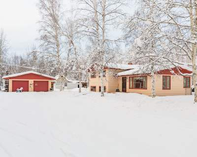 North Pole AK Single Family Home For Sale: $249,900