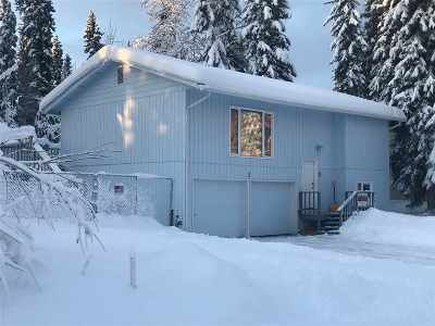 Fairbanks Single Family Home For Sale: 121 Carnegie Way
