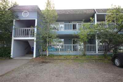 Fairbanks AK Condo/Townhouse Pending-Contingency: $99,000