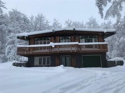 Fairbanks AK Single Family Home For Sale: $229,000